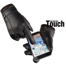 Men's Winter Warm Windproof Waterproof Touch Screen Thermal Gloves Sport Mittens