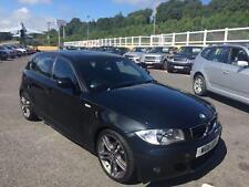 2011 11 BMW 116D PERFORMANCE EDITION 2.0 DIESEL 5DR IN METALLIC BLACK