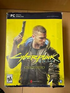 Cyberpunk 2077: Collector's Edition - PC game - OPENED BOX
