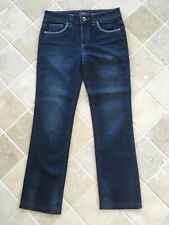 "ESPRIT WOMENS JEANS ""SMART STRAIGHT"" SIZE AU 10 UK 14 LOVELY POCKET DETAILS#1088"