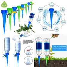 12* Automatic Self Watering Spikes System Plant Water-er Garden Home Pot Tool AU