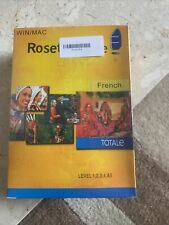 More details for rosetta stone language complete course french levels 1 2 3 4 5 totale version 4