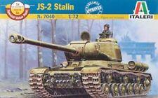 ITALERI 1/72 scale WW2 Soviet Russian JS-2M STALIN tank