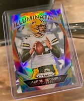AARON RODGERS - 2017 PANINI PRIZM - ILLUMINATION #4 - GRADABLE (PSA 9/10???)🔥🔥