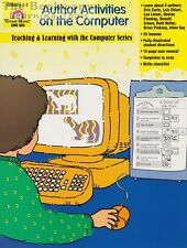Author Activities on the Computer grades 1-3