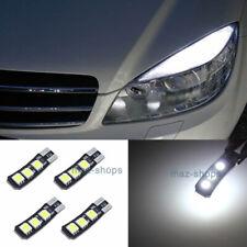 4Pc 6SMD White LED Error Free Eyebrow Eyelid Light  For Mercedes Benz W204 C300