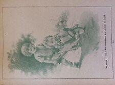 m17a2 ephemera 1920s book plate bertie put him in a wheelbarrow