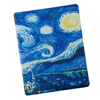 Thin Magnetic Smart Case Folio For Kobo Aura H2O Edition2 6.8'' Starry sky