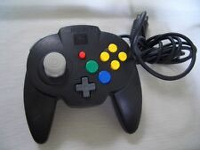 Nintendo 64 HORI mini Pad controller Black Japan N64