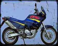 CAGIVA ELEFANT 750C 94 A4 Metal Sign moto antigua añejada De