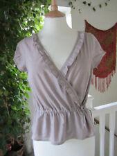 Wrap Around V Neck Waistcoats for Women