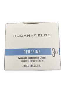 NEW RODAN + FIELDS REDEFINE TRIPLE DEFENSE LOTION STEP 3AM NWB & Exp 12/2022