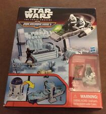 Star Wars The Force Awakens MicroMachines R2-D2 Playset New In Box