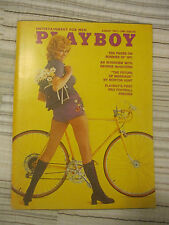 Playboy Magazine - August 1971 issue - George McGovern - Cathy Rowland