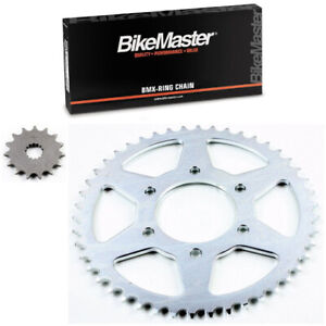 JT X-Ring Chain 15-46 Sprocket Kit for Kawasaki KLE650A Versys 2007-2012