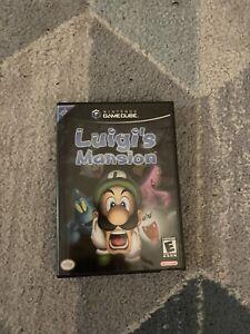 Luigi's Mansion (Nintendo GameCube, 2001)