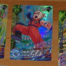 DRAGON BALL Z DBZ DBS HEROES CARD PRISM HOLO CARTE H7-CP7 CP MADE IN JAPAN **