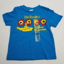 "The Beatles ""Yellow Submarine"" Baby Toddler Rock Music T-Shirt NWT size : 18M"