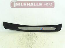 BMW E61 E60 5er Einstiegsleiste M Paket hinten rechts Abdeckung 7898148 7897246