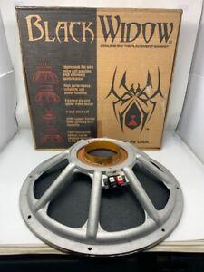 """Peavey 1808-8 HE BWX RB 18"""" Black Widow Replacement Basket Speaker (GAL117582)"""