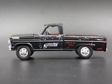 1968 FORD F-100 SHORT BED PICK UP TRUCK 1/64 COLLECTIBLE  DIECAST MODEL CAR