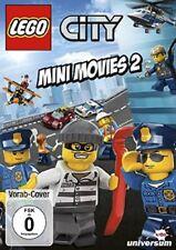 LEGO CITY MINI MOVIES DVD 2   DVD NEW