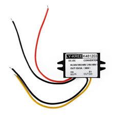 DC-DC Buck Converter Step-Down Power Supply Regulator 24V/36V/48V to 12V MA1045