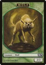 Wolf Token 10x - Green - Grant-West Art - MTG Magic NM