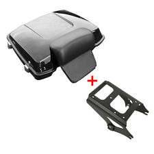 Razor Tour Pak Pack Trunk & Mounting Rack For Harley Davidson Touring 2009-2013