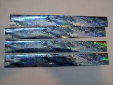 4 Rod Building Wrapping Jig Skinz Rod Wrapz Abalone Water shrink Jzrwabb-50