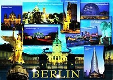 Berlín, 2012 circulado postal