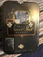 2007-08 Upper Deck  Sweet Shot box NHL Hockey