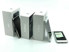 Lot of 6 Apple iPhones-3 iPhone 5s-iPhone 4-iPhone 3G-iPhone 3GS Used 16,32,64GB