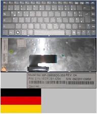 Clavier Qwertz Allemand MSI X300 X340 X400 E1312 MP-09B56D0-359 S1N-1EDE2B1-C54