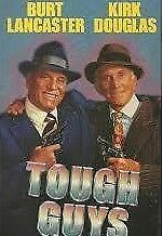 Tough Guys Kirk Douglas Burt Lancaster Region 4 DVD VGC