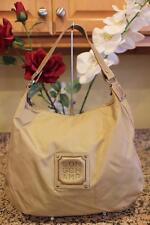 LONGCHAMP Women's Beige Nylon Hobo Shoulder Bag (pu3000