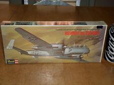 WW#2, GERMAN, HEINKEL He 219  OWL, NIGHT FIGHTER, PLASTIC MODEL KIT, Scale 1/72