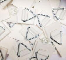 30 x petites autocollante cintres/Crochet/Sticky Pads: carte, photo, Papier, plaque