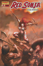 Red Sonja Goes East Comic Issue 1 Modern Age First Print 2006 Ron Marz Jo Ng