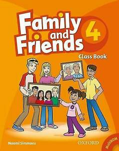 Family and Friends 4: Classbook and Multi-ROM Pack
