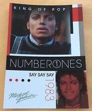 2011 Panini Michael Jackson #183 Platinum Trading Card