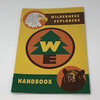 Walt Disney World Wilderness Explorer Handbook Guide Animal Kingdom