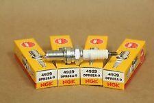 NGK # 4929  Standard  Spark Plug  --  DPR8EA-9  --  4 PCS *NEW*==Made IN Japan