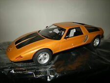 1:18 BoS Mercedes-Benz c111-2 orange 1970 Limited edition 1 of 1000 neuf dans sa boîte