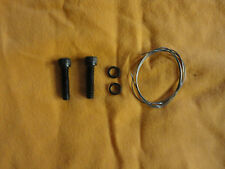 Briggs Flathead/Raptor Exhaust Bolts   Karting Jr Dragster Racer FREE SHIPPING