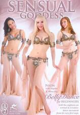 Sensual Goddess: BellyDance for Beginners (DVD, 2012, 2-Disc Set)