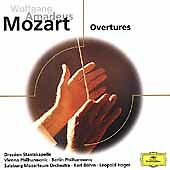 FREE US SHIP. on ANY 3+ CDs! NEW CD Karl Böhm [Conductor],Orchester : Mozart: Ov