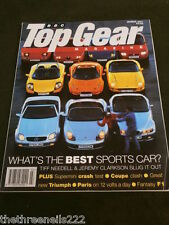 TOP GEAR # 42 - THE BEST SPORTS CAR - MARCH 1997