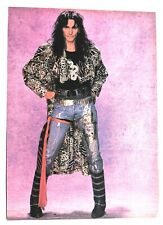 Steve Vai / Lita Ford / The Runaways / Magazine Full Page Pinup Poster Clipping