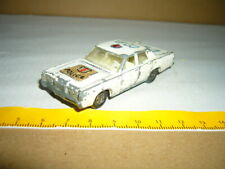 MATCHBOX-Lesney Superfast Mercury, Police, No 59 or 73, 11-19 Zustand / Conditio